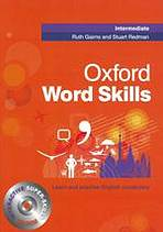Oxford Word Skills Intermediate Student´s Book with CD-ROM