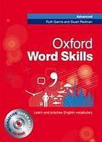 Oxford Word Skills Advanced Student´s Book with CD-ROM