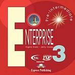 Enterprise 3 Pre-Intermediate Video DVD