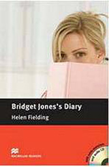 Macmillan Readers Intermediate Bridget Jones´s Diary with Audio CD