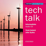 Tech Talk Intermediate Class Audio CD