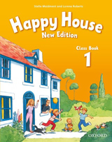 Happy House 1 (New Edition) Class Book