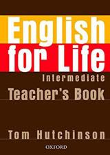 English for Life Intermediate Teacher´s Book Pack