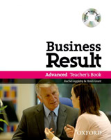 Business Result Advanced Teacher´s Book with DVD