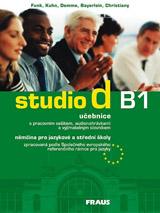 studio d B1 uèebnice + CD