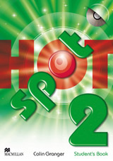 Hot Spot 2 Student´ Book + CD-ROM