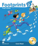Footprints 2 Pupil´s Book Pack (Pupil´s Book, CD-ROM, Songs & Stories Audio CD & Portfolio Booklet)