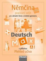 Deutsch mit Max A1 díl 1 PS (nìmèina jako 2.cizí jazyk na ZŠ)