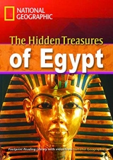 FOOTPRINT READING LIBRARY: LEVEL 2600: EGYPT HIDDEN TREASURES (BRE) with Multi-ROM
