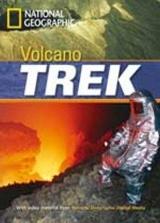 FOOTPRINT READING LIBRARY: LEVEL 800: VOLCANO TREK with M/ROM (BRE)