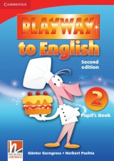 Playway to English 2 (2nd Edition) Pupil´s Book