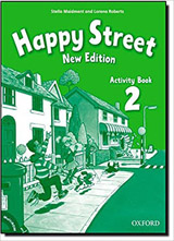 Happy Street 2 (New Edition) Activity Book with MultiRom (International English Edition)