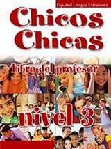 CHICOS CHICAS 3 PROFESOR