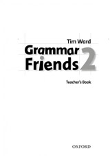 Grammar Friends 2 Teacher´s Book (Gratis pouze ke SB)