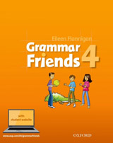 Grammar Friends 4 Student´s Book with CD-ROM