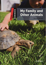 Dominoes 3 (New Edition) My Family and Other Animals + MultiROM Pack