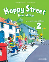 Happy Street 2 (New Edition) Uèebnice angliètiny