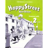 Happy Street 2 (New Edition) Pracovní sešit + MultiROM
