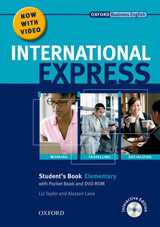 International Express Interactive Elementary Student´s Pack (Student´s Book. Pocket Book. MultiROM and DVD)