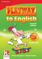 Playway to English 3 (2nd Edition) Flashcards Pack
