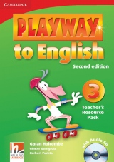 Playway to English 3 (2nd Edition) Teacher´s Resource Pack with Audio CD