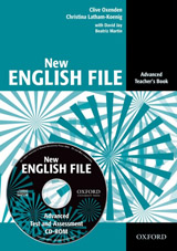New English File Advanced Teacher´s Book with Test and Assessment CD-ROM