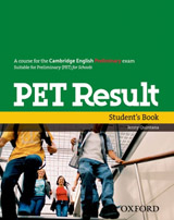 PET Result! Student´s Book