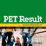 PET Result! Class Audio CD