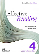 Effective Reading 4 Upper Intermediate Student´s Book