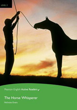 Pearson English Active Reading 3 The Horse Whisperer Book + MP3 Audio CD / CD-ROM