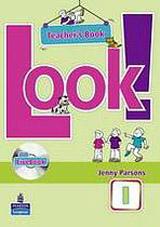 Look! 1 Teacher´s LiveBook Pack