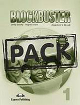 Blockbuster 1 - teacher´s book (+ board games & posters)