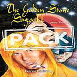 Graded Readers 4 The Golden Stone Saga II - Reader + Activity Book + Audio CD