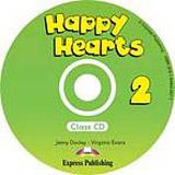 Happy Hearts 2 - class audio CD
