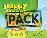 Happy Hearts 2 - pupil´s pack 3