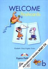 Welcome Starter B - Picture Flashcards B - zdarma ke stažení na www.expresspublishing.co.uk