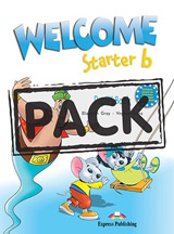 Welcome Starter B - Pupil´s Book + Audio CD