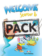 Welcome Starter B - Teacher´s Book (with posters)