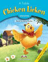 Storytime 1 Chicken Licken - Teacher´s Edition (+ Audio CD)