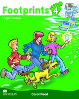Footprints 4 Pupil´s Book Pack (Pupil´s Book, CD-ROM, Songs & Stories Audio CD & Portfolio Booklet)