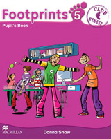 Footprints 5 Pupil´s Book Pack (Pupil´s Book, CD-ROM, Songs & Stories Audio CD & Portfolio Booklet)