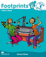 Footprints 6 Pupil´s Book Pack (Pupil´s Book, CD-ROM, Songs & Stories Audio CD & Portfolio Booklet)
