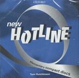 NEW HOTLINE ELEMENTARY CLASS AUDIO CD