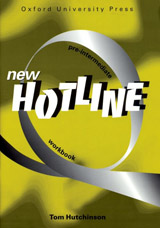 NEW HOTLINE PRE-INTERMEDIATE WORKBOOK