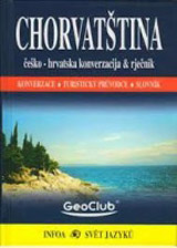 Jazykový prùvodce - chorvatština/modrá