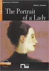 Black Cat PORTRAIT OF A LADY + CD ( Reading & Training Level 5)