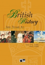 BRITISH HISTORY SEEN THROUGH ART + CD