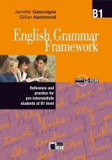 English Grammar Framework B1 Student´s Book with Audio CD-ROM