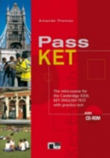 Pass KET Student´s Book with KET Practice Test and Audio CD