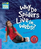 Cambridge Factbooks 4 Why Do Spiders Live in Webs?